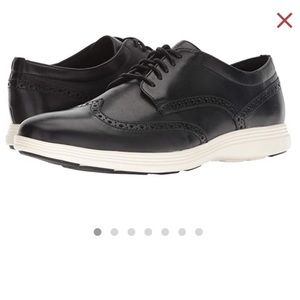 NIB Cole Haan Grand Tour Wing Oxfords, Size 10